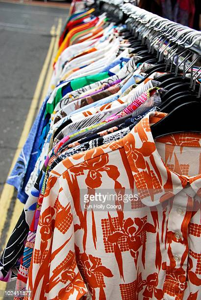 recycling clothes  - lyn holly coorg stock pictures, royalty-free photos & images