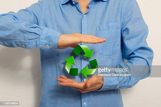 recycling concept - tempio pausania stock pictures, royalty-free photos & images