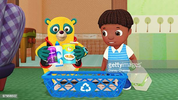 OSO Recycling is Forever Special Agent Oso helps Joshua recycle his family's bottles cans and paper This episode of Playhouse Disney's Special Agent...