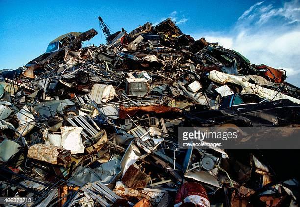 il riciclaggio - ferro foto e immagini stock