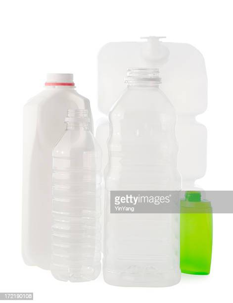 Recycling Plastic Containers