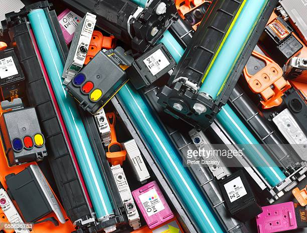 Recycling print cartridges