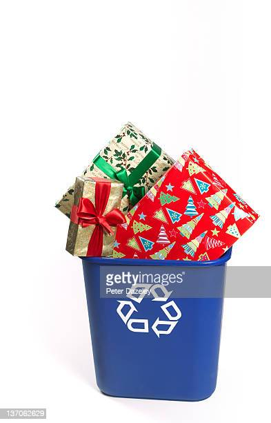 recycling unwanted Christmas presents