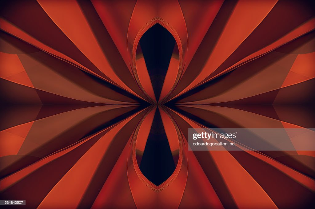Red abstract : Foto stock