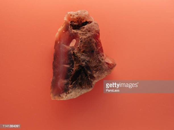 red agate mineral - オニキス ストックフォトと画像