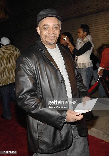 Red Alert during 2006 BET Hip-Hop Awards - Black Carpet at Fox Theatre in Atlanta, Georgia, United States.
