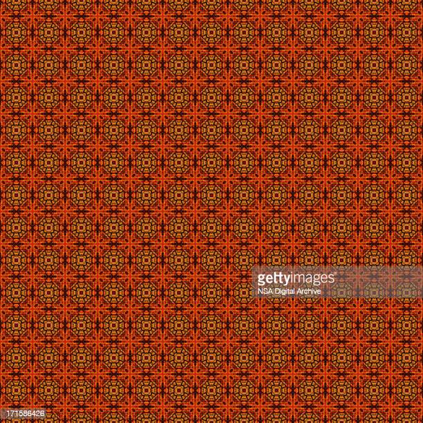 Red and Yellow Textile Pattern | Wallpaper Designs, Fabrics