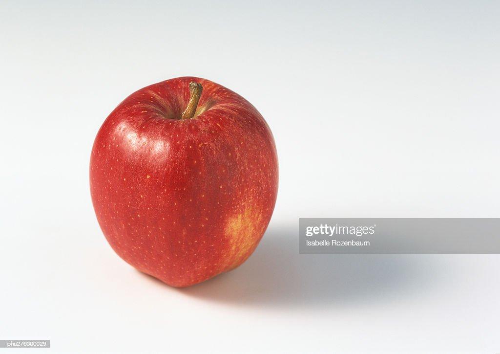 Red apple : Stockfoto