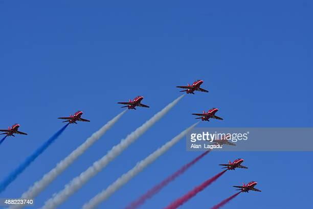 Red Arrows, U.K.