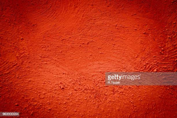 red background wall texture with dark edges - old parchment background burnt stock photos and pictures