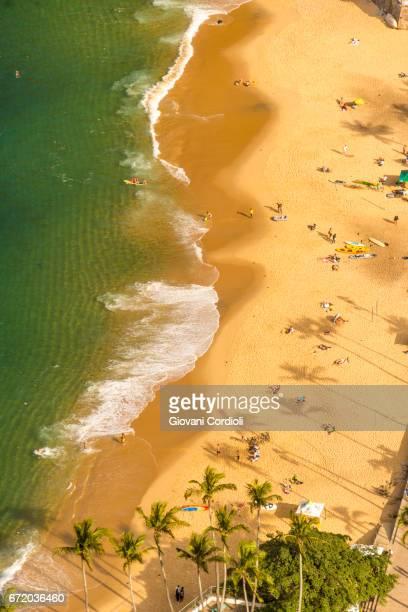 Red beach, Rio de Janeiro.