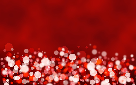 Red bokeh light background - gettyimageskorea