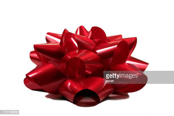 red bow ontop - gift stock pictures, royalty-free photos & images