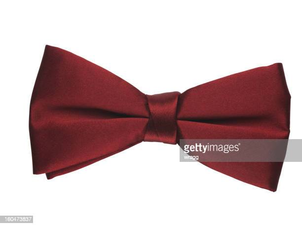 red bow tie - bow tie stock pictures, royalty-free photos & images