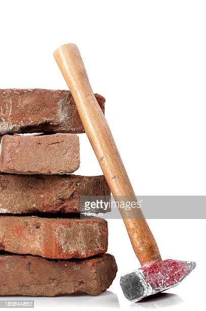 Red Brick and Hammer