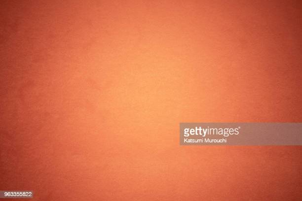 red brown gradation paper texture background - marrone foto e immagini stock