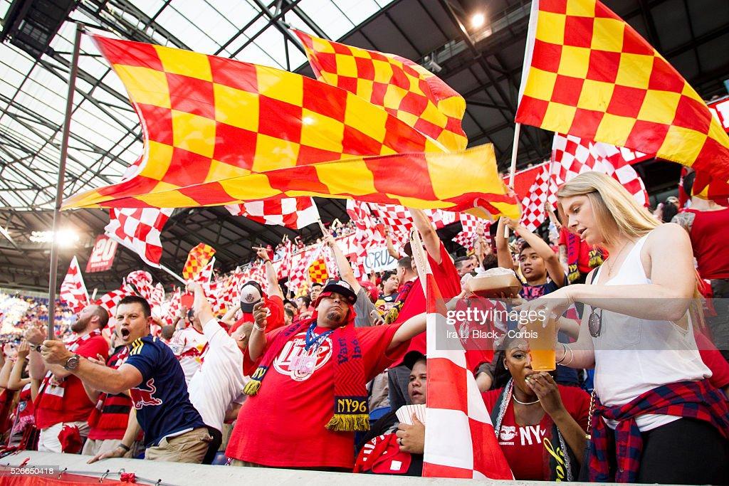 Soccer, 2015 MLS New York City FC vs NY Red Bulls : Fotografía de noticias