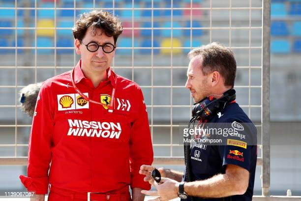 2 147 Ferrari Team Principal Photos And Premium High Res Pictures Getty Images