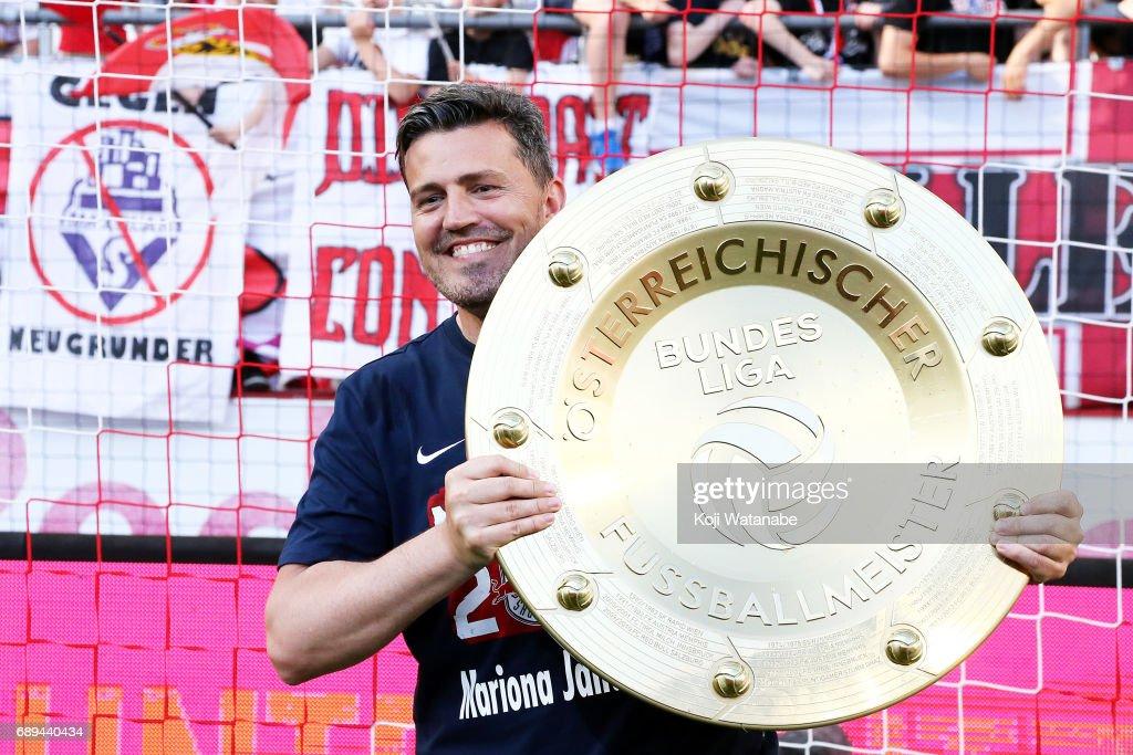 Red Bull Salzburg v Cashpoint SCR Altach - Austrian Bundesliga : News Photo