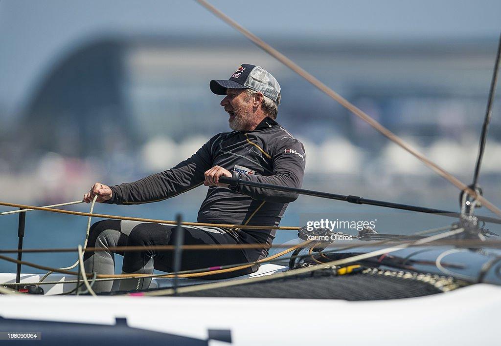 Extreme Sailing Series - China
