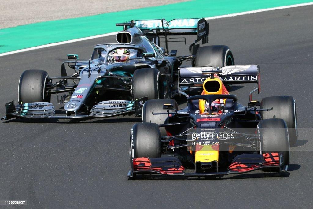 TOPSHOT-AUTO-F1-PRIX-HUN : News Photo