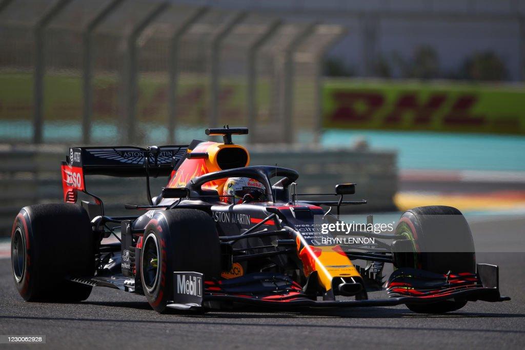 AUTO-PRIX-F1-UAE-PRACTICE : News Photo