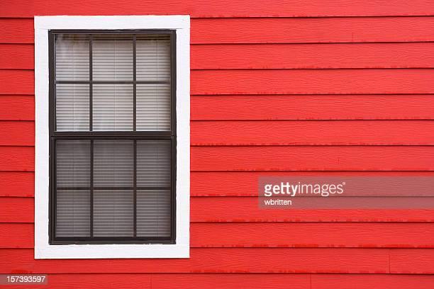 Rosso bungalow serie (XXL