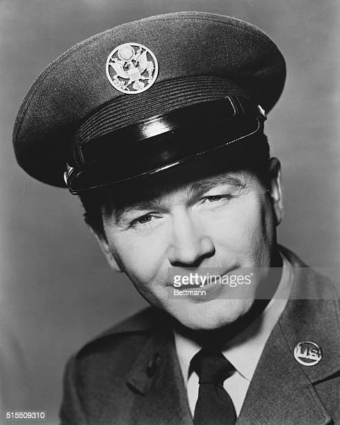Red Buttons as Airman Joe Kelly a publicity photo from the 1957 film Sayonara