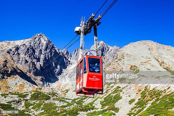 Red cableway, Slovakia