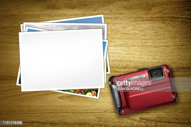red camera blank photo - 撮影テーマ ストックフォトと画像