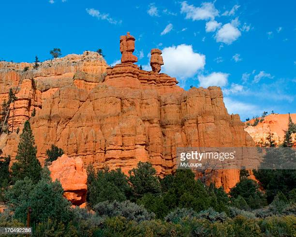 Red Canyon Hoodoos Utah On The Road To Bryce Canyon