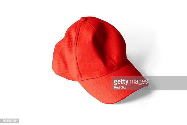 red cap - cap stock pictures, royalty-free photos & images