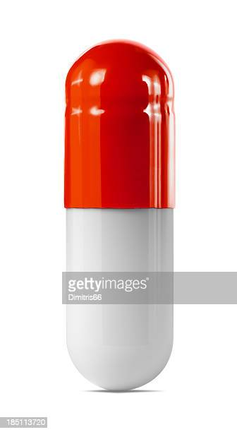 Rote Kapsel