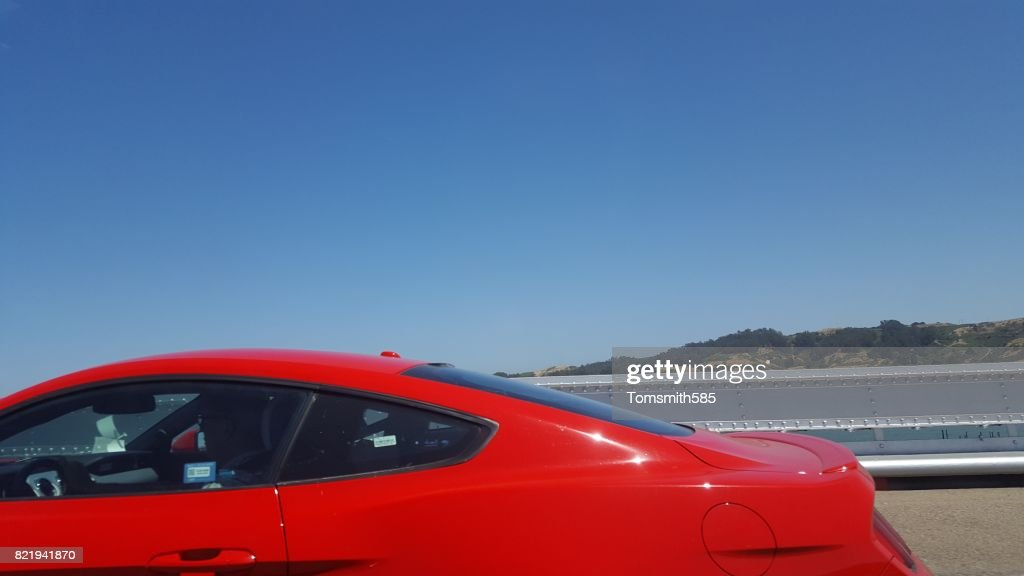 Red Car : Stock Photo