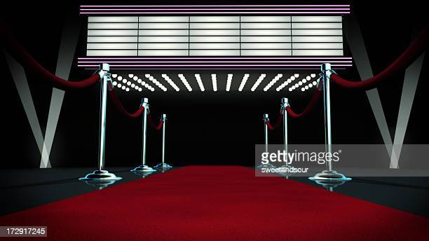 Red Carpet and Marquee
