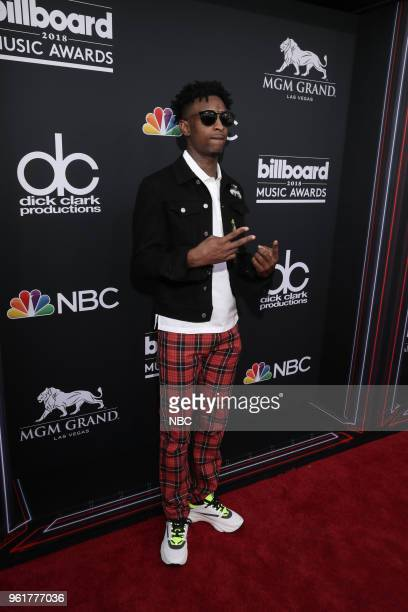 AWARDS Red Carpet Arrivals 2018 BBMA's at the MGM Grand Las Vegas Nevada Pictured 21 Savage