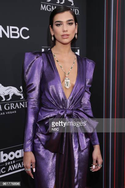 AWARDS Red Carpet Arrivals 2018 BBMA's at the MGM Grand Las Vegas Nevada Pictured Dua Lipa