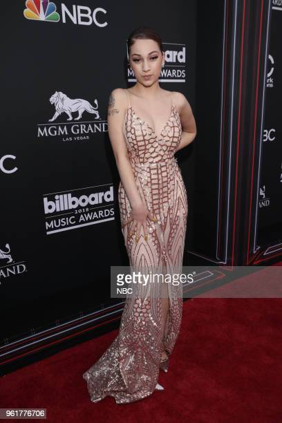 AWARDS Red Carpet Arrivals 2018 BBMA's at the MGM Grand Las Vegas Nevada Pictured Bhad Bhabie