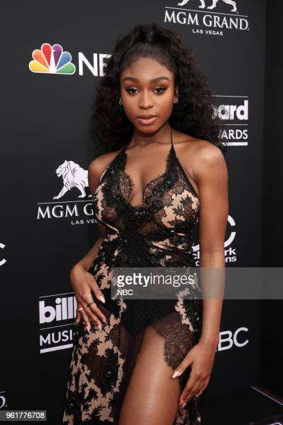 AWARDS Red Carpet Arrivals 2018 BBMA's at the MGM Grand Las Vegas Nevada Pictured Normani