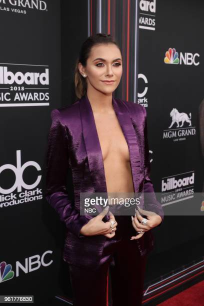 AWARDS Red Carpet Arrivals 2018 BBMA's at the MGM Grand Las Vegas Nevada Pictured Alyson Stoner