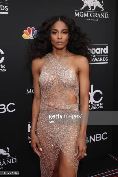 AWARDS Red Carpet Arrivals 2018 BBMA's at the MGM Grand Las Vegas Nevada Pictured Ciara