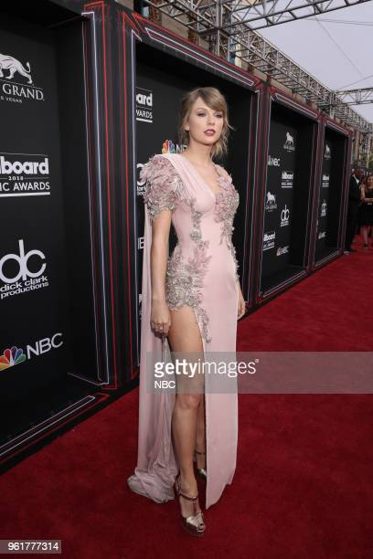 AWARDS Red Carpet Arrivals 2018 BBMA's at the MGM Grand Las Vegas Nevada Pictured Taylor Swift
