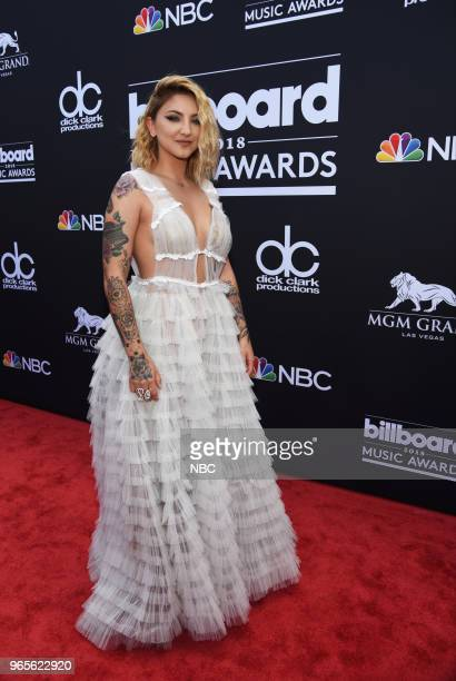 AWARDS Red Carpet Arrivals 2018 BBMA's at the MGM Grand Las Vegas Nevada Pictured Julia Michaels
