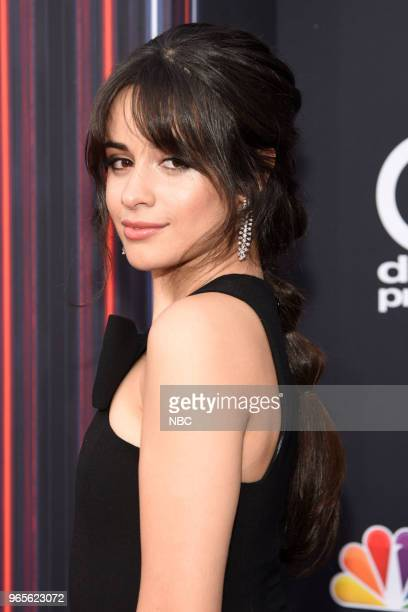 AWARDS Red Carpet Arrivals 2018 BBMA's at the MGM Grand Las Vegas Nevada Pictured Camila Cabello