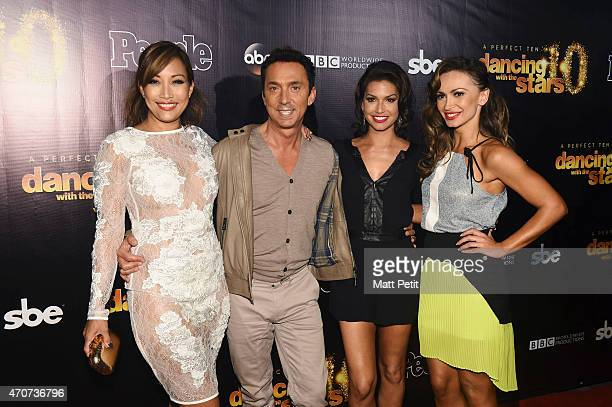 SPECIAL Red Carpet Arrivals The pop culture phenomenon that has brought ballroom dancing and beyond to living rooms across America for the past...