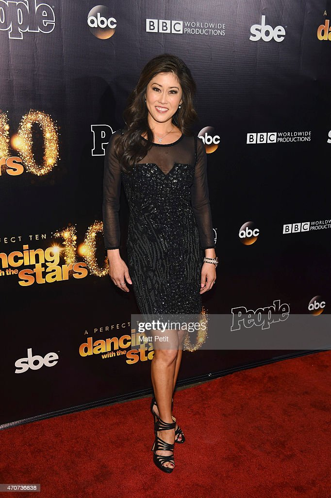 """ABC's """"Dancing With the Stars"""": 10th Anniversary Special - Red Carpet Arrivals"""