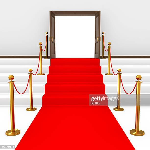 Red Carpet - Entrance