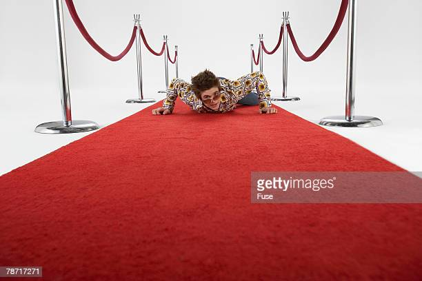 red carpet hopeful - film premiere stock pictures, royalty-free photos & images