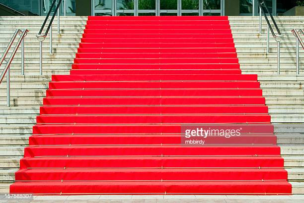 Red carpet in Cannes