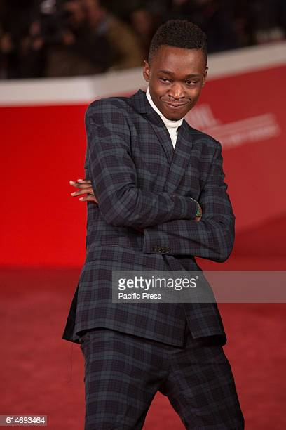 Red Carpet of the film Moonlight with Ashton Sanders